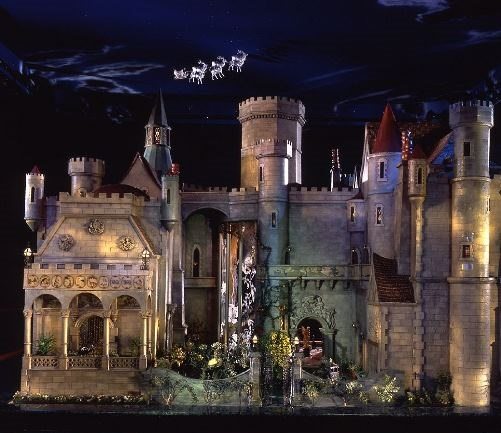 Colleen Moore Fairy Castle