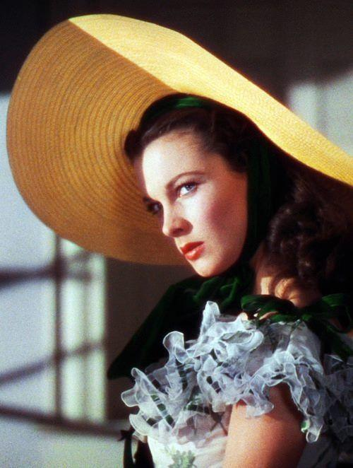 1940, Scarlet's hat from the movie 'Gone with the Wind' was so popular that John made similar for sale
