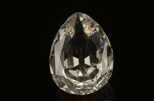 Top ten largest diamonds. Cullinan I or the Great Star of Africa