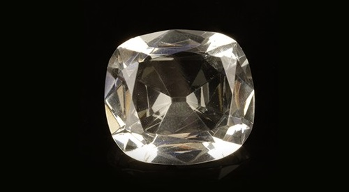 Top ten largest diamonds. Cullinan II