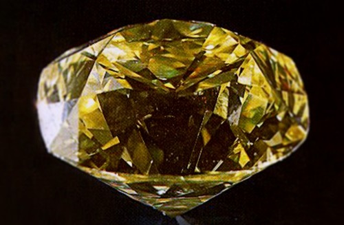 Top ten largest diamonds. De Beers