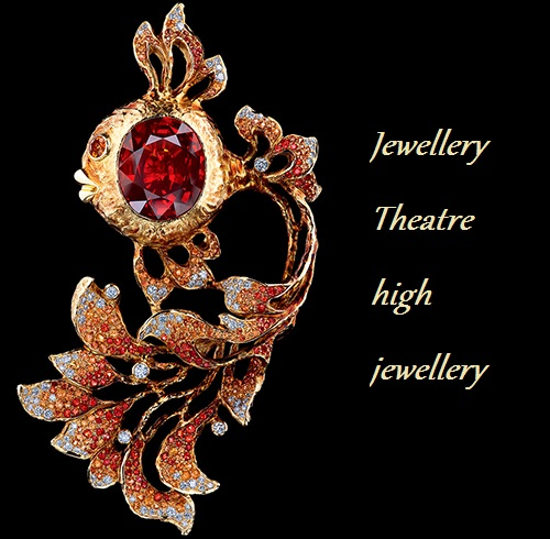Jewellery Theatre high jewellery. Fairy tales