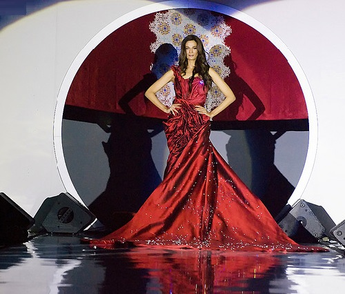 Fifteen Most expensive dresses. Nightingale of Kuala Lumpur