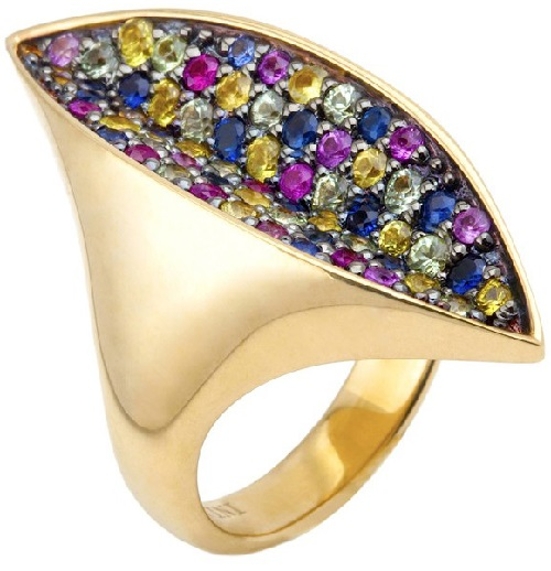 455aa397564096 2015 fashion trend of the season Rainbow jewellery (10) - Kaleidoscope  effect