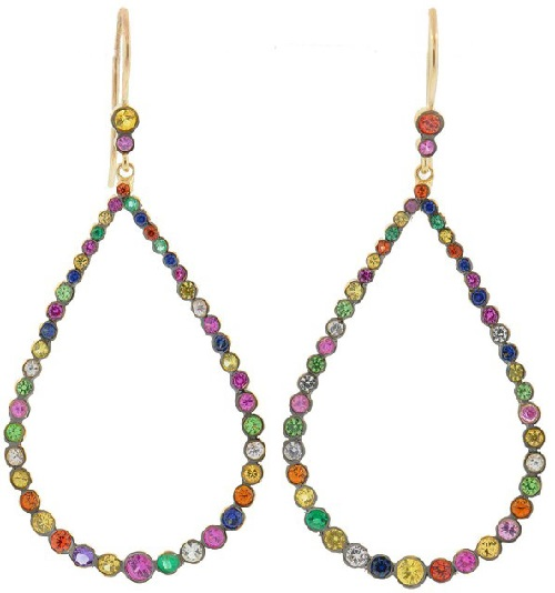 2015 fashion trend of the season Rainbow jewellery