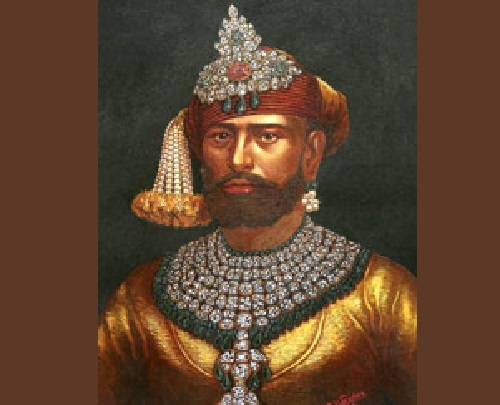Indian Maharaja - the ruler of Baroda Khanda Rao