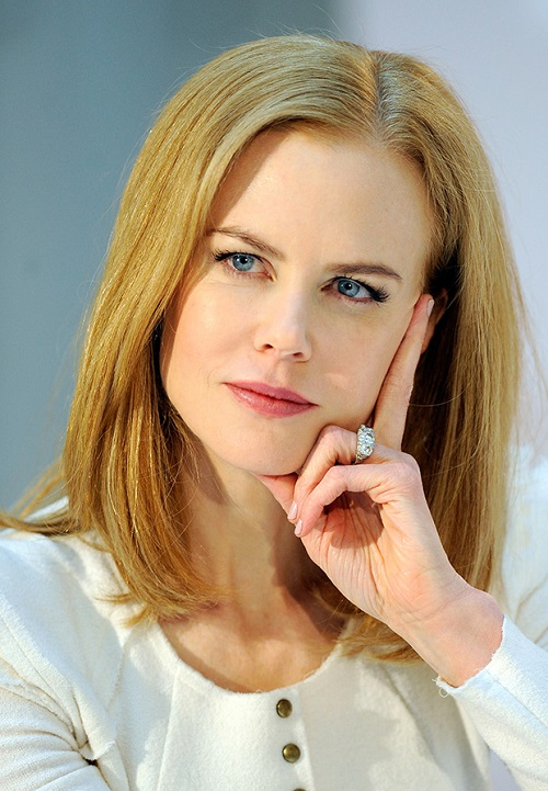 What can jewellery tell about its owner. Nicole Kidman