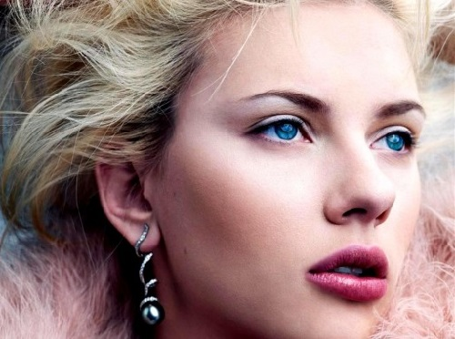 What can jewellery tell about its owner. Scarlett Johansson