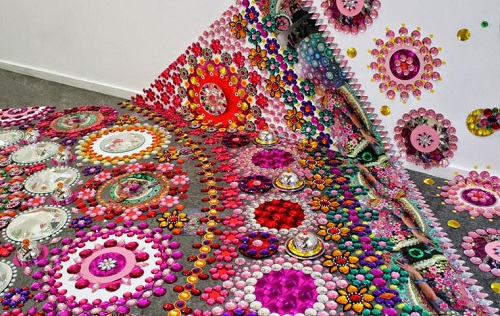 Kaleidoscope installation by Suzan Drummen