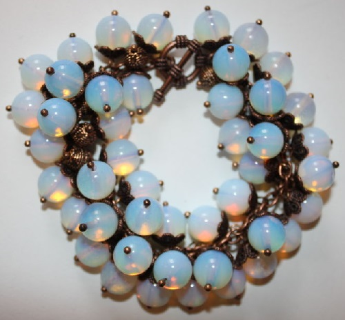 Moonstone kaleidoscope