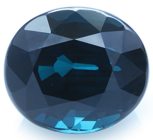 Most Expensive Gems. Blue Garnet