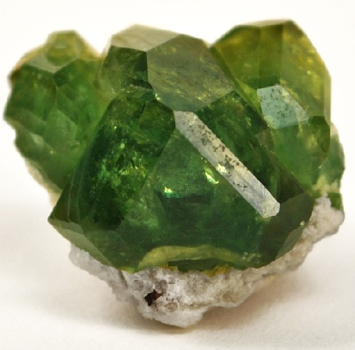 Most Expensive Gems. Demantoid