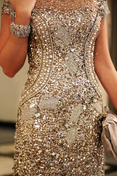 Gold Sequins holiday dress
