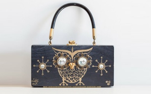 Enid Collins Handbag