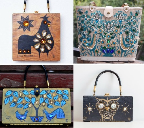 Enid Collins Handbags