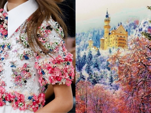 Fashion Designers Inspired By Nature