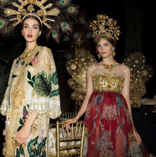 Dolce and Gabbana Fall-Winter 2015