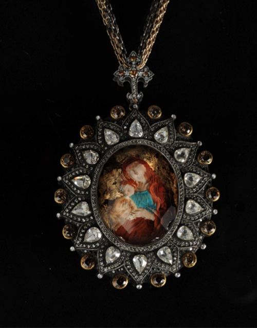 Pendant. Turkish jeweler Sevan Bicakci