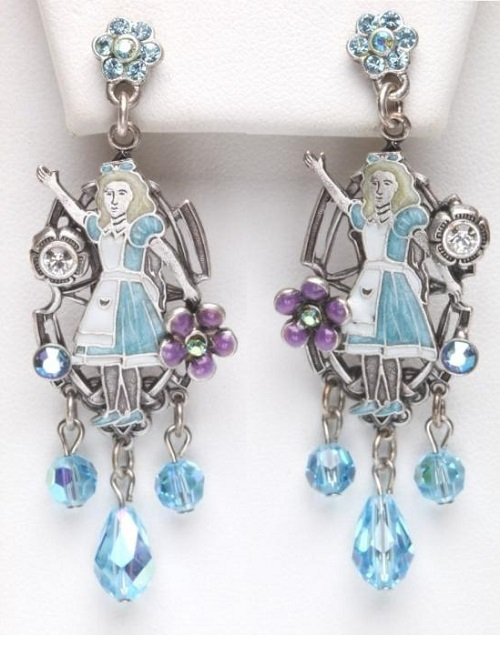Alice in Wonderland. Kirks Folly fabulous jewellery