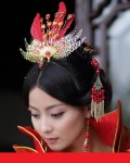 Chinese hair style through centuries