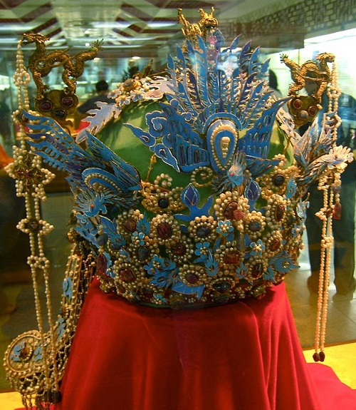 Chinese Phoenix Crown