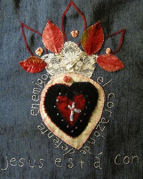 Sacred Heart Jewellery