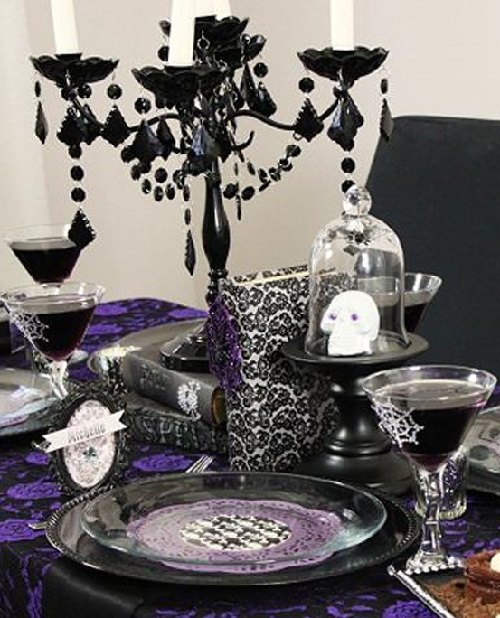 gothic christmas decorations - Gothic Christmas Decorations