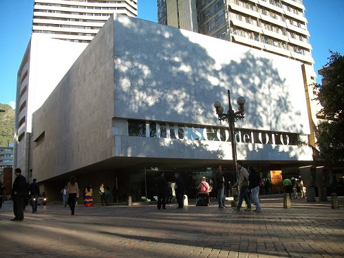 Colombia Gold Museum (building)