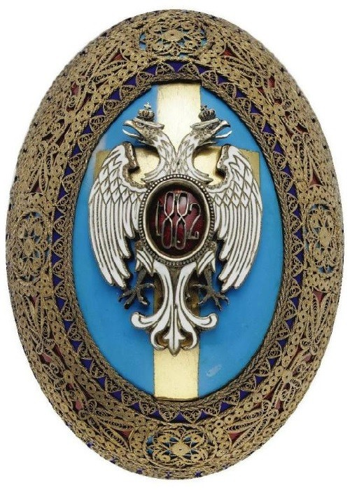 Easter egg, jewelry art of masters of late XIX – early XX centuries