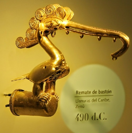 Colombia Gold Museum