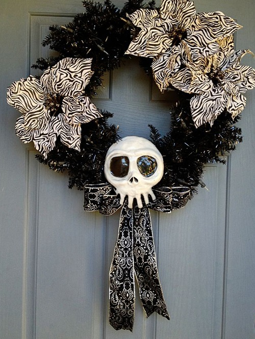 gothic christmas decorations 4