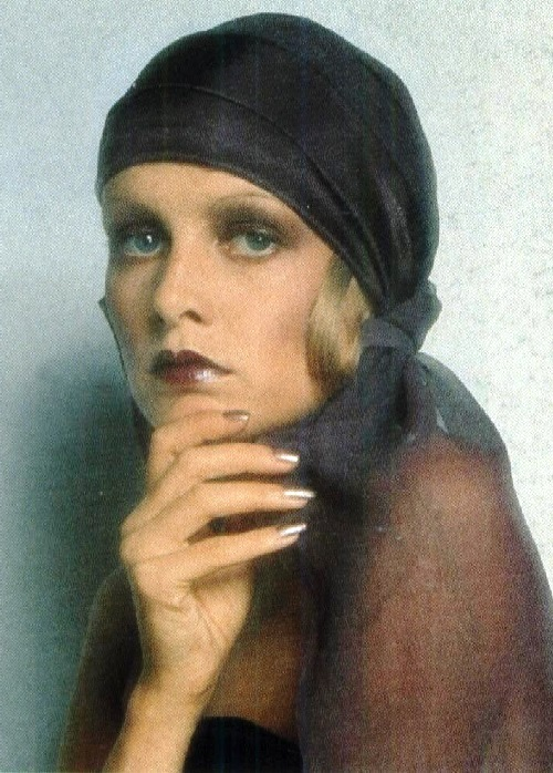 Iconic face of the 1960s Twiggy