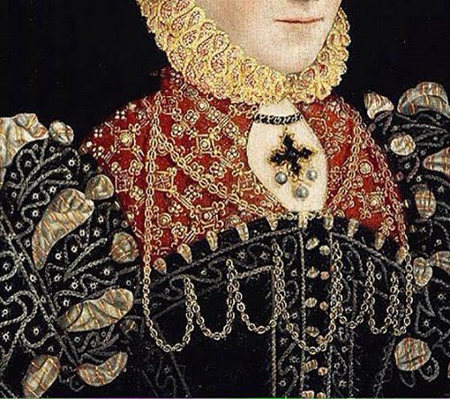 The richness and magnificence of Tudor and Stuart era dress