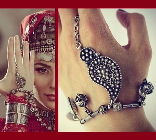 Traditional Armenian jewellery