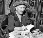 Jewellery lover Agatha Christie