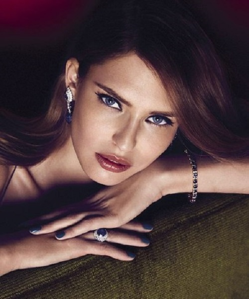 Beautiful Italian model Bianca Balti