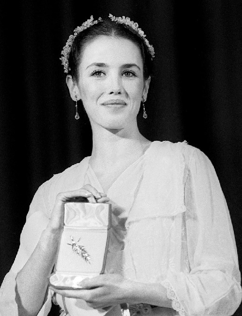 Best Actress Award for the film Quartet, 1981