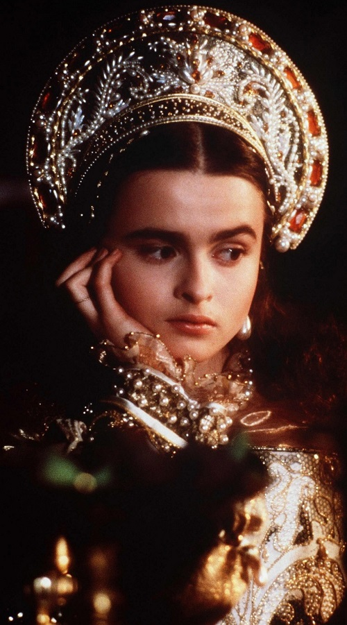 Brilliant Helena Bonham Carter in 1985 movie Lady Jane