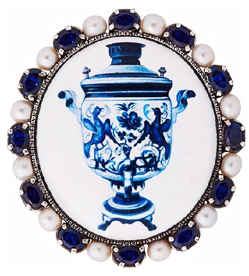 Brooch Samovar