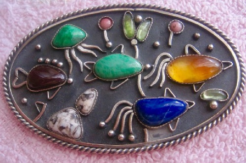 Brooch Underwater Kingdom