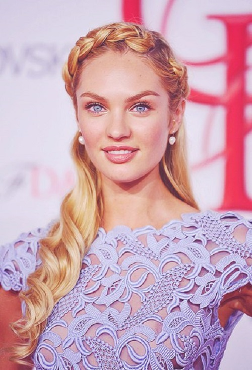 Candice Swanepoel - South African supermodel of Dutch descent