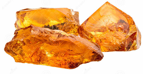 Lithotherapy Power of Minerals. Citrine