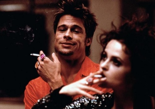 Brilliant Helena Bonham Carter in Fight Club, 1999