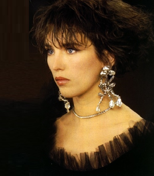 French beauty Isabelle Adjani