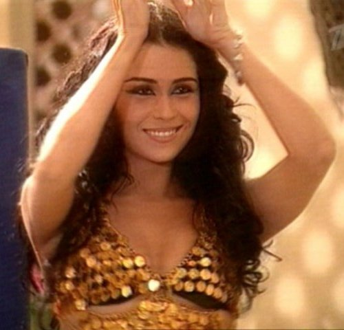 Giovanna Antonelli as Jade in 2001 TV series 'O Clone'