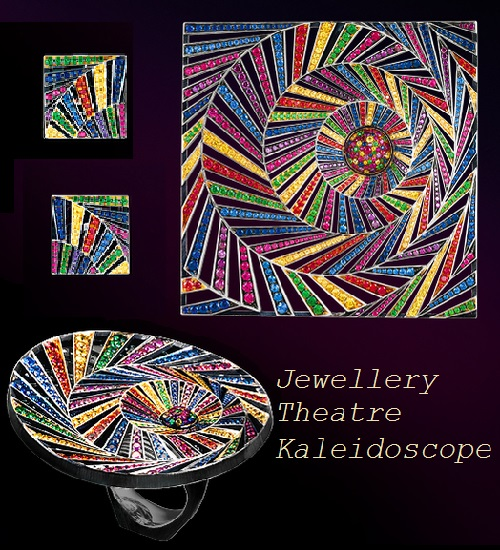 Jewellery Theatre kaleidoscope