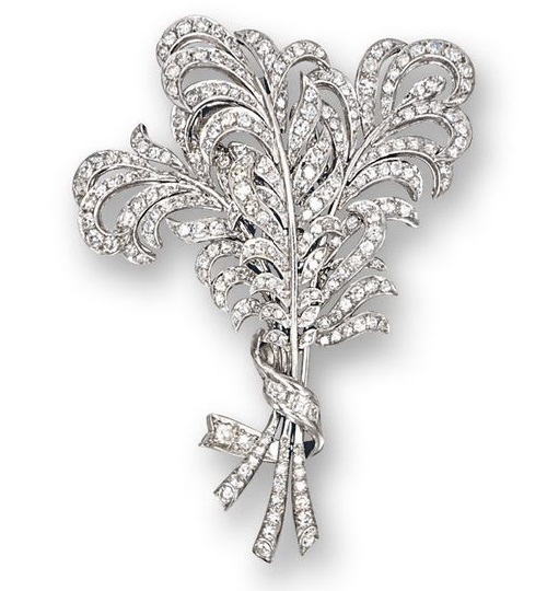 Raymond Yard jewelry - excellent example of Art Deco style