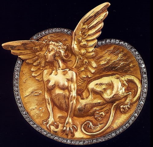 jewelry by Rene Jules Lalique