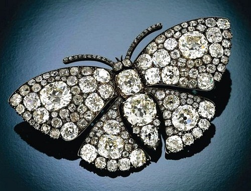 Rene Lalique butterfly