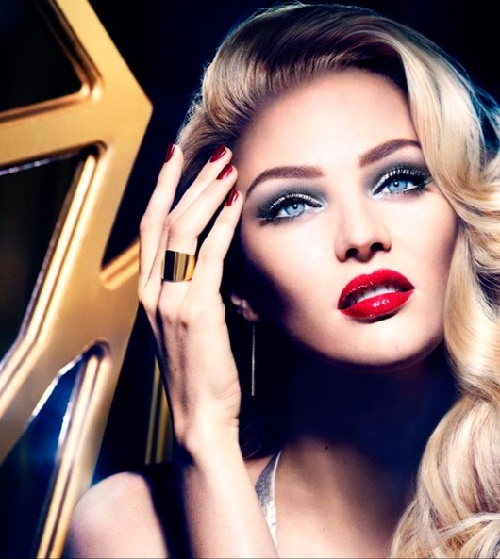 The sexiest woman in the world, according to the American Maxim, Candice Swanepoel